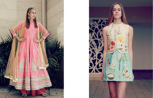 Indian Designer Labels You Ought to Know: Aharin India