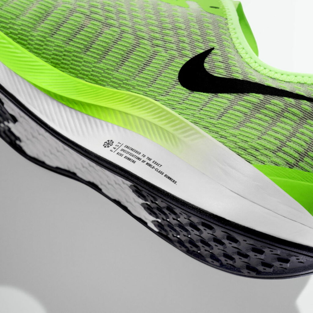 The translucent material makes the new Zoom Pegasus Turbo 2 more breathableThe translucent material makes the new Zoom Pegasus Turbo 2 more breathable