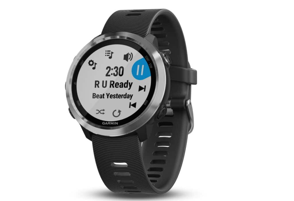 Running Essentials: Garmin Forerunner 645M GPS