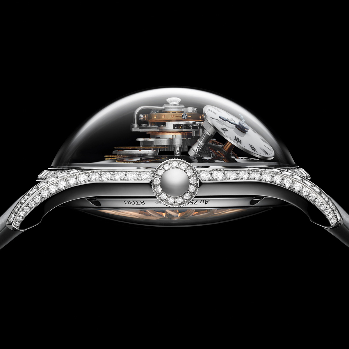 The MB&F Legacy Machine FlyingT