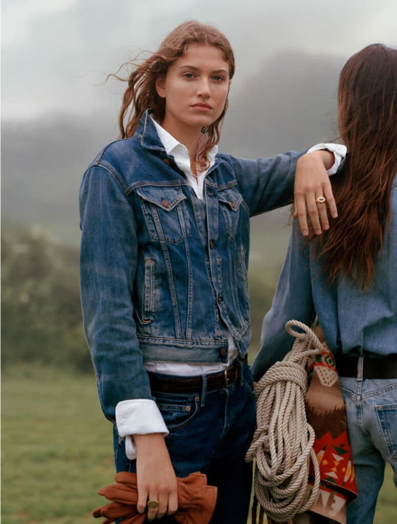 Sustainable Fashion - Environmentally conscious denims by Ralph Lauren