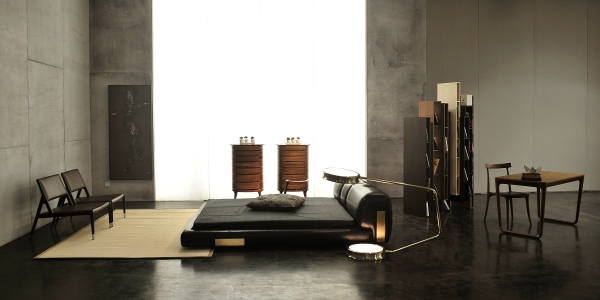 Bed by Essentia Environments